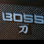 Boss Katana Front
