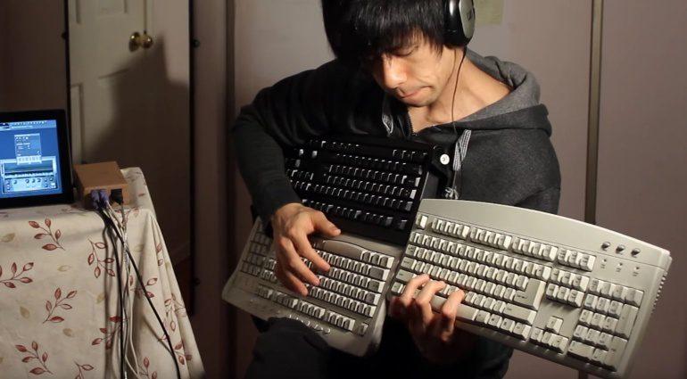 DIY Arduino Keyboard MIDI Controller