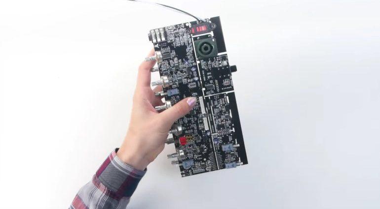 Darkglass Microtubes 900 Screenshot Video Innenleben