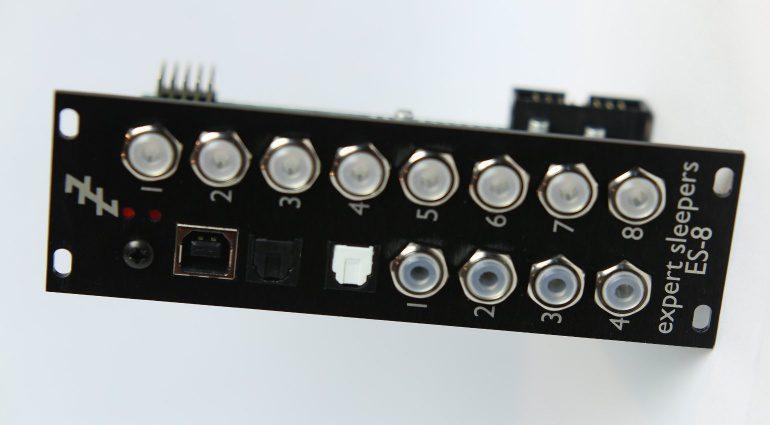 Expert Sleepers ES-8 - das Audiointerface und mehr für Eurorack Systeme