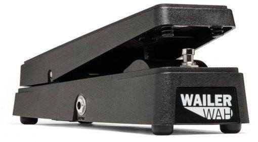 Electro Harmonix EHX Wailer Wah Pedal Front