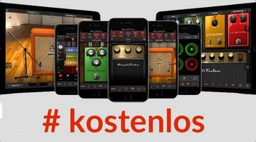 IK Multimedia Amplitube 4 iOS kostenlos free