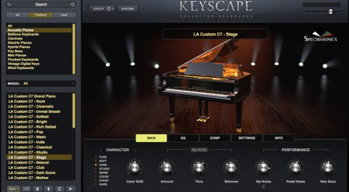 Spectrasonics Keyscape - darauf hat die Welt (nicht) gewartet!