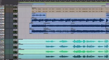 Mikrofon Vergleich Shootout Neumann Behringer Shure Rode Youtube Pro Tools GUI