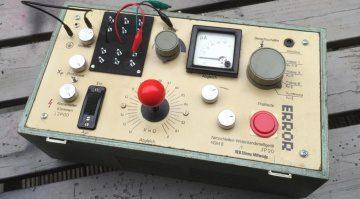 Error Instruments Moon Phone - E.T. nach Hause telefonieren…