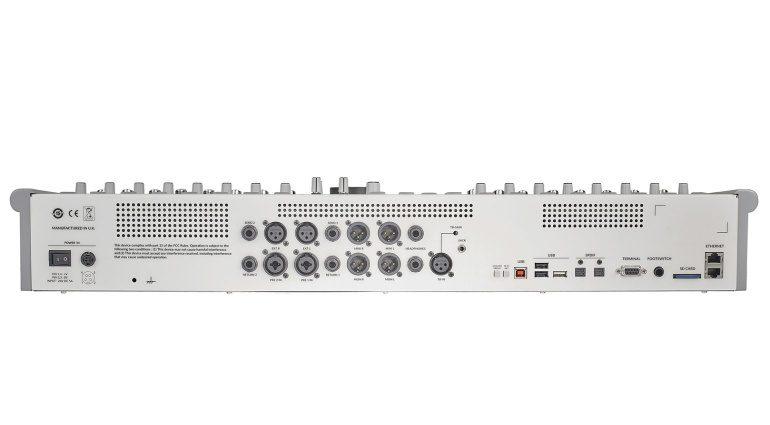 SSL Nucleus 2 - das neue Herzstück für Projektstudios und mehr