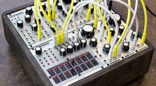 Pittsburgh Modular Lifeforms Percussion Sequencer - Grooves für das eigene Modular System