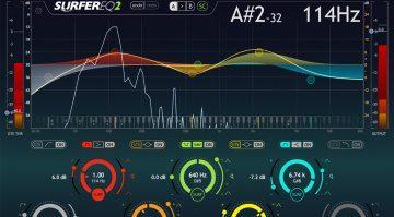 SoundRadix Surfer EQ 2 - der Equalizer, der immer richtig liegt