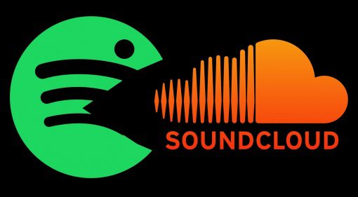 spotify eating soundcloud soon?
