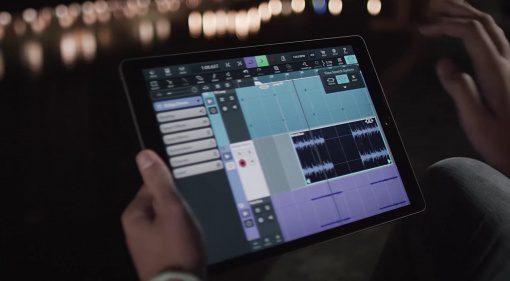 Steinberg Cubasis 2 Video Screenshot iPad Front DAW