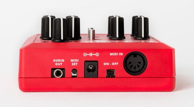 MeeBlip Triode Synthesizer - mehr Bass braucht das Land!