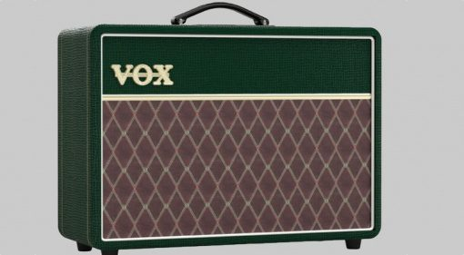 Vox AC10c1 British Racing Green grau