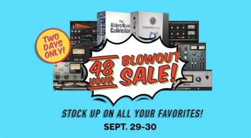 Waves Plug-in Blowout Sale 48h Cover