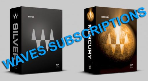 waves subscriptions silver mercury