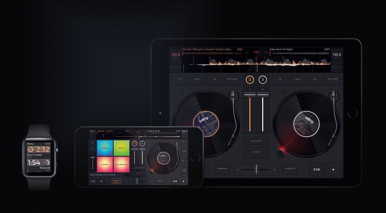 Edjing 6 Mix iOS