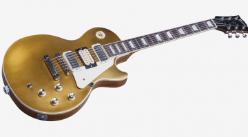Gibson Limited Edition Pete Townshend Gold Top 1976 Les Paul