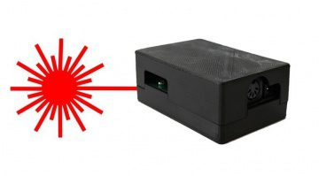 Lasermetronome Laser
