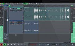n-Track Studio 8 Tablet GUI