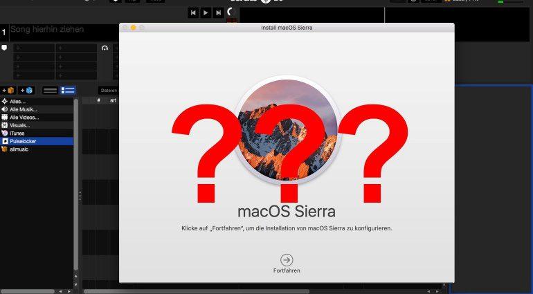 Abwarten oder aufspielen? macOS 10.12 Sierra