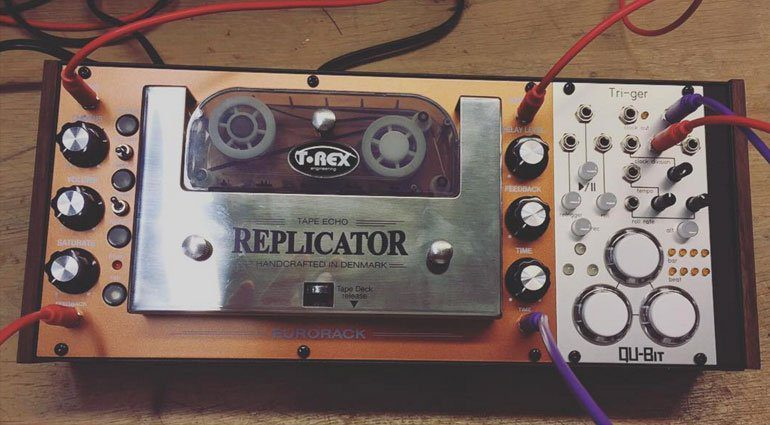 T-Rex Replicator Eurorack