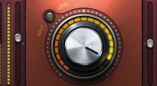Waves Greg Wells ToneCentric Plug-in GUI OneKnob Close Up