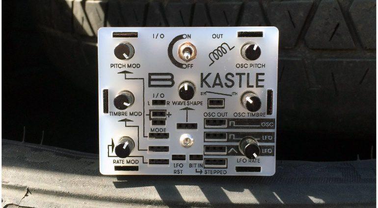 Bastl Kastle - Mini Modularsystem