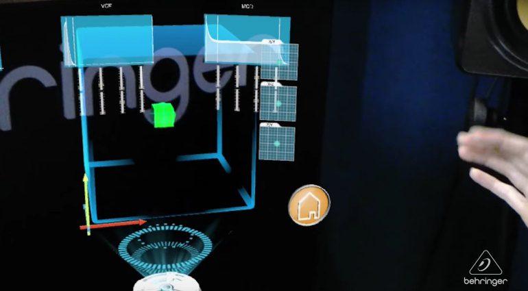 Behringer DeepMind 12 VR Virtual Reality 2