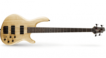 Cort Action DLX AS OPN Bass Guitar Front Total
