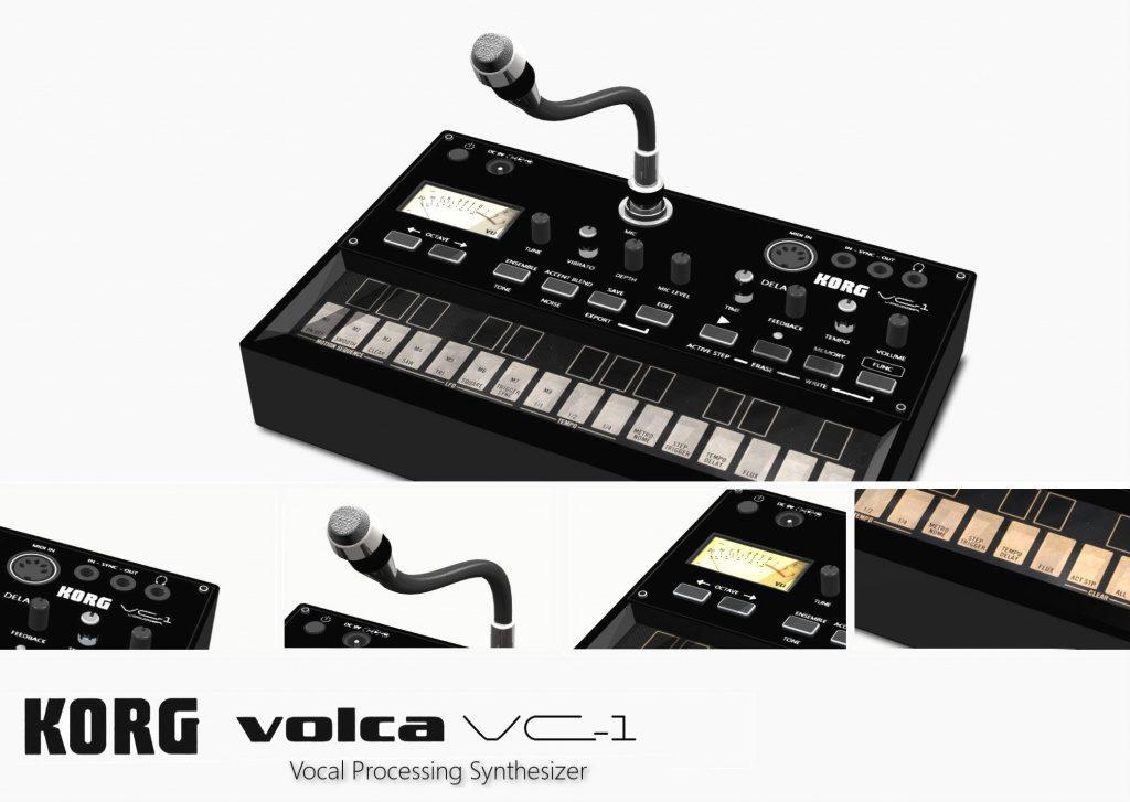 Korg Volca VC 10 Vocoder Leak