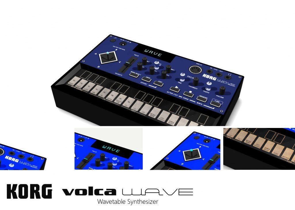 Korg Volca Wave Vocoder Leak