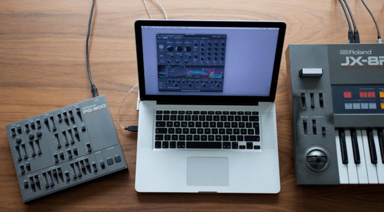 Dialog Audio Modulation Processor 3244 - analoge Hardware bekommt ein Plug-in