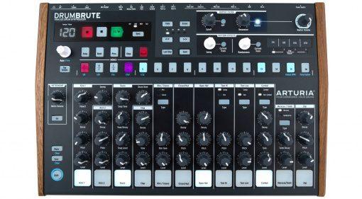 Arturia DrumBrute - neu, analog, fett, groovy, brute - Drums!