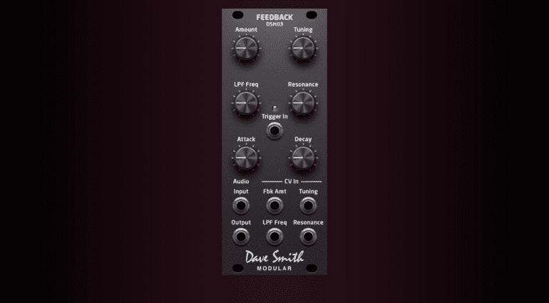 Dave Smith Instruments DSM03 Feedback Module - ab jetzt verfügbar!