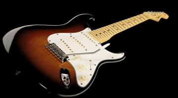 Fender American Standard Stratocaster Front