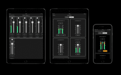 Focusrite Control iPad Screenshot GUI RED4Pre Interface Remote Fernbedienung.png