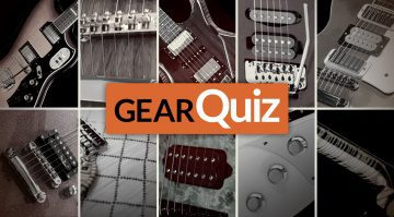 Gear Quiz Gitarre Oktober 2016