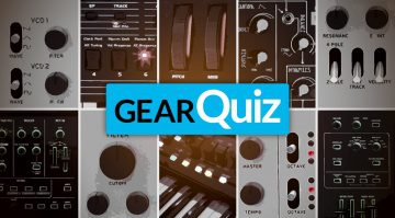 Gear Quiz Synthesizer Oktober 2016