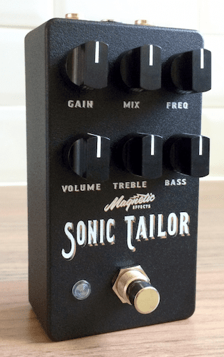 Magnetic Effects Sonic Tailor Front Pedal Effekt