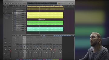 Mikrofon Metal Gitarren Verstaerker Amp Shootout Vergleich Ola Englund Screenshot Youtube Video