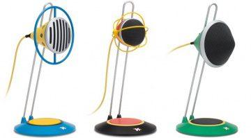 Neat Microphones Widget A B C USB Microphones Front Side