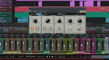 Presonus Studio One 3 Mix-FX CTC-1 Plug-in Tube