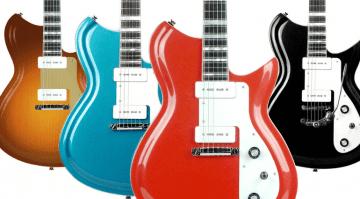 Rivolta Guitars Combinata Series Body Front