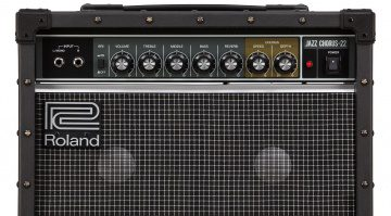 Roland Jazz Chorus JC-22 Combo Amp Verstaerker Front Close Up