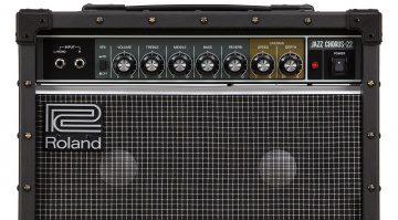Roland Jazz Chorus JC-22 Combo Amp Verstaerker Front Close Up