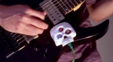 Skulltroller MIDI WIFI Controller Sender