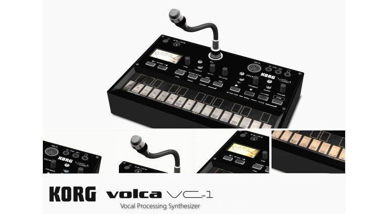 Korg Volca - Vocoder
