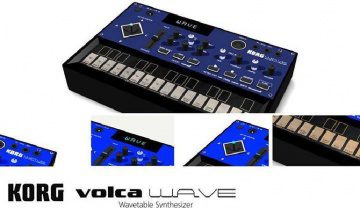 Korg Volca Wave - Synth