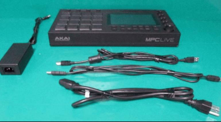 Leak: AKAI MPC jetzt doch Stand-alone? Willkommen MPC-Live!