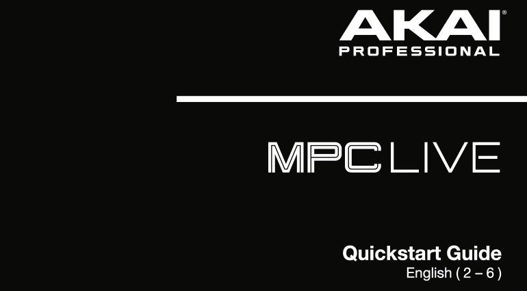 Leak: Willkommen MPC-Live!