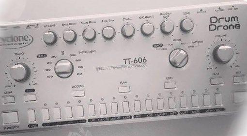 Cyclone Analogic Drum-Drone TT606